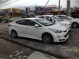 hyundai elantra 2014 white hyundai md elantra 2014 in selangor automatic white for rm 108 616