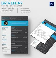 Data Entry Specialist Resume Data Entry Resume Template U2013 9 Free Word Excel Pdf Format