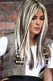 platinum blonde hair with brown highlights 45 beach blonde hairstyles you can try all year round