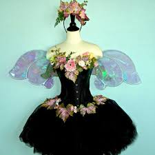 Green Fairy Halloween Costume 890 Fairy Dresses Wings Images Fairy