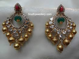 south jewellery designers 238 best earrings images on indian jewelry diamond