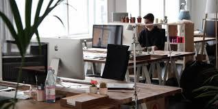 des bureau le mobilier de bureau comme facteur de bien être au travail