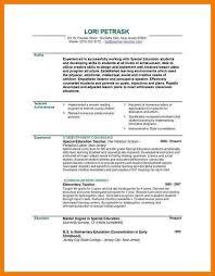 educational resume examples resume free academic dean resume