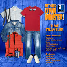 Marty Mcfly Halloween Costume Easy Diy Halloween Costumes Goodwill Goodwill Industries