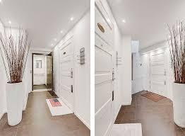 What To Put In Large Floor Vases Attic Apartment With Awesome Glass Flooring In Stockholm