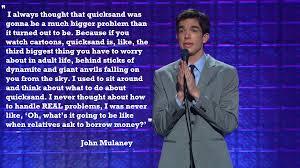 John Mulaney Meme - john mulaney on quicksand imgur