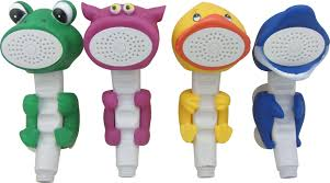 lovely cartoon hand shower animal small hand held shower heads
