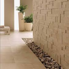 Best  Indoor Stone Wall Ideas On Pinterest Interior Stone - Rock wall design