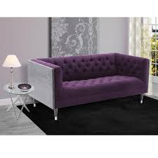 Velvet Sofa For Sale by Furniture Grey Settee Velvet Sofa Set Purple Loveseat