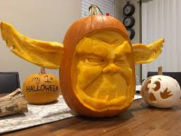 Pumpkin Carving Meme - after a pumpkin carving competition with the wife i realized her