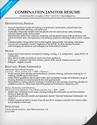 Lawn Care Resume Sample by Homey Ideas Janitor Resume 3 Professional Janitor Resume Sample