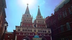 russia moscow red square a childhood dream come true