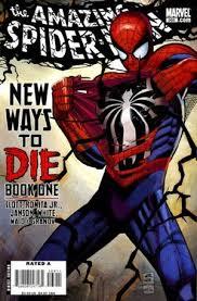 amazing spider man vol 1 568 marvel database fandom powered