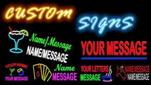 neon light signs custom signheaven best 25 neon light signs ideas