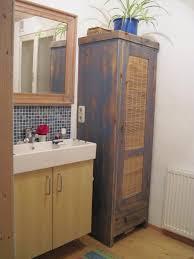 Bad Holzboden Innenarchitektur Kleines Tolles Badezimmer Mit Holzboden So