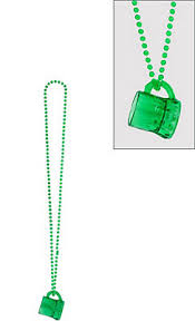 day necklaces st s day green shamrock necklaces
