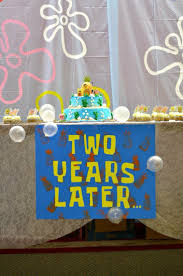 new spongebob birthday party decoration ideas home decor color