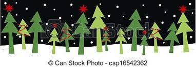 clip vector of merry happy holidays header banner