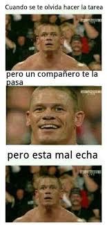 Memes De John Cena - v meme subido por leonardo1798 memedroid