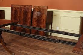 dining room table extender dining room table leaf slides brokeasshome com