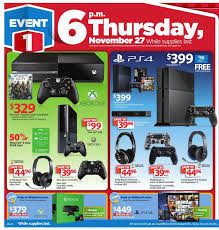 playstation black friday deals walmart u0027s black friday deals include major discounts on xbox one