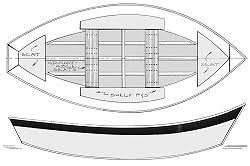 Free Wood Boat Plans Patterns by Aluminum Construction Boatdesign
