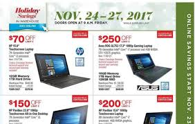 costco black friday deals 2017 ad scan leaked gazette review