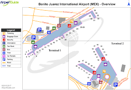 Las Vegas Terminal Map by Mex Mexico City International Airport Aicm Master Thread