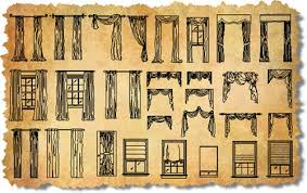 window treatment all in the detail window treatments 101