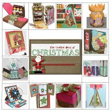12 days of christmas craft tutorials second edition jinkys crafts