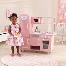 cuisine kidcraft kidkraft vintage play kitchen pink walmart com