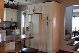 Kitchen Cabinets Redone by Painted Kitchen Cabinets Vs Stained Lakecountrykeys Com