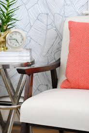 mid century modern chairs in the guest room the chronicles of home