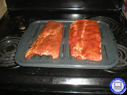 using an oven and grill to cook fall off the bone ribs a journey