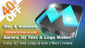 high quality 3d text logo effect maker 3d graphic designer