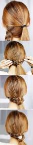 creative hairstyles that you can easily do at home 27 photos