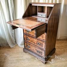 New Arrival Vintage Bureau For Shabby Chic Restoration No 37 Bureau Vintage
