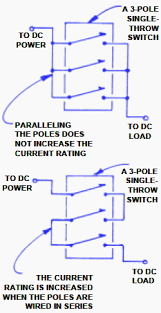 using ac and dc together in electrical system