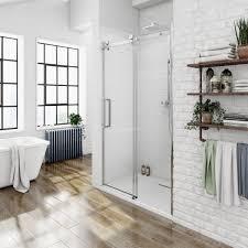 doors 1200 u0026 priced to clear v8 8mm frameless sliding shower door