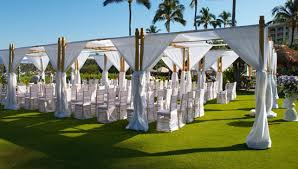 wedding ceremony canopy if raj tents are expensive this could be a simple and clean