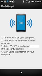 mobile hotspot apk how to set up a wireless hotspot for tethering on android to avoid