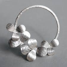 contemporary jewellery designers 4 petal brooch contemporary brooches by contemporary jewellery