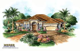 Mediterranean Home Designs by Popular House Plans For The First Quarter Mediterranean Florida