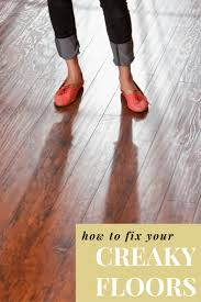 Fix Creaky Hardwood Floors - how to fix squeaky floors before they drive you nuts kitchen