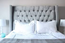 diy tufted upholstered headboard 67 stunning decor with