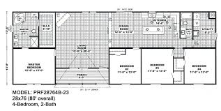 mobile homes floor plans 4 bedroom double wide mobile home floor plans fresh mobile homes