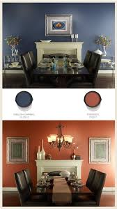 colorfully behr warm and cool colors
