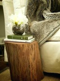 how to make a tree stump table coffee table outstanding tree stump coffee table tree stump end tree