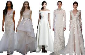 wedding dress trend 2017 wedding dress trends 2017 sewing burdastyle