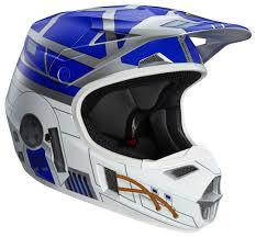 youth fox motocross gear fox racing youth v1 r2d2 le helmet cycle gear
